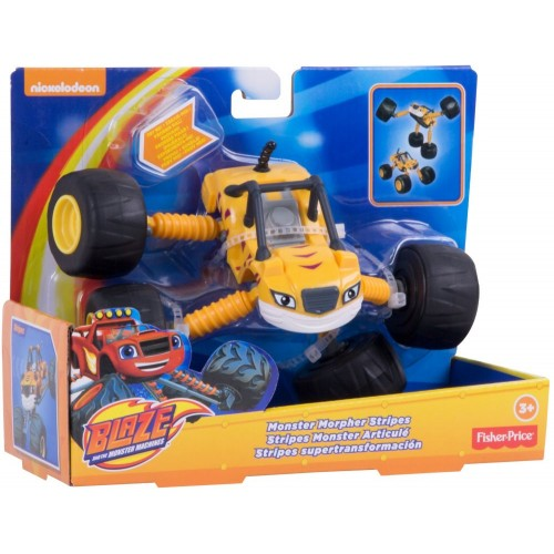 Fisher Price Blz Monster Morpher Strps ,Cars For Boys ,3 Years And Above