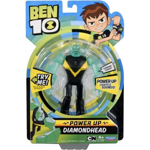 Ben 10 Deluxe Action figures Diamond Head 76600B