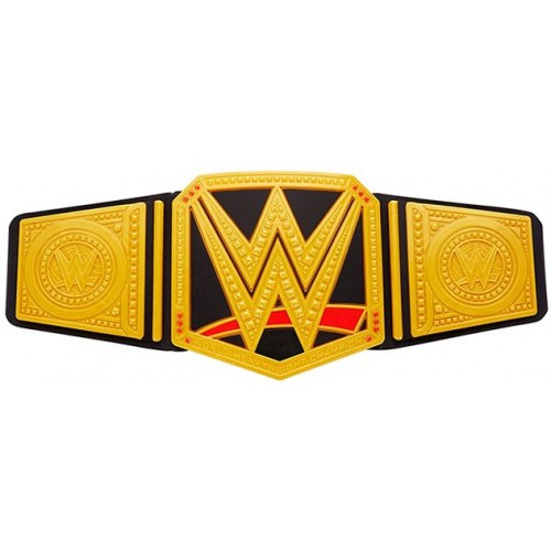 Mattel WWE Championship Belt - 8 Years and Above