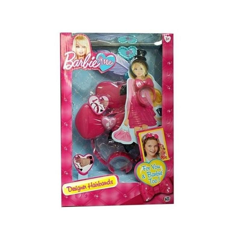 Barbie Barbie Hair Band Designer For children , 1680755