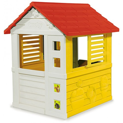 Smoby Masha Nature Playhouse Toy - 3 Years & Above
