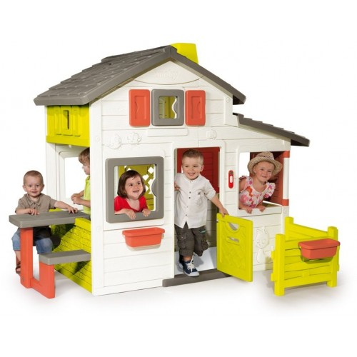 Smoby Friends House Playhouse [310209]