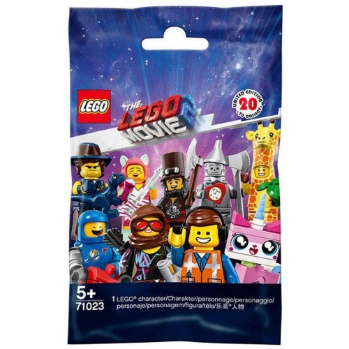 LEGO The Movie Series 2 Collectible Minifigure Series- Blind Bag 71023