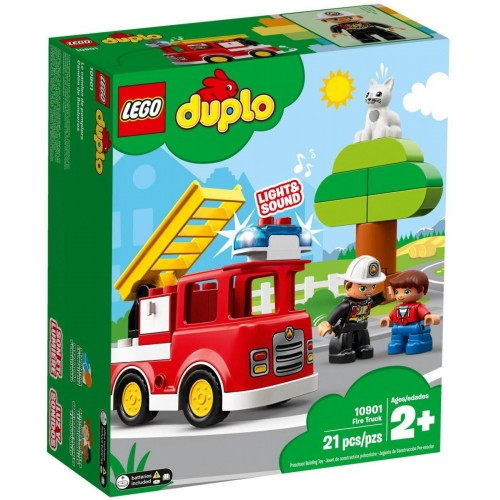 LEGO DUPLO - Fire Truck 10901