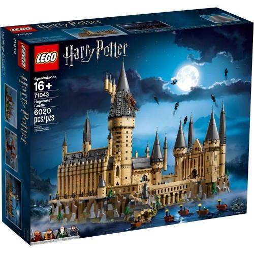 lego HARRY POTTER Hogwarts Castle 71043