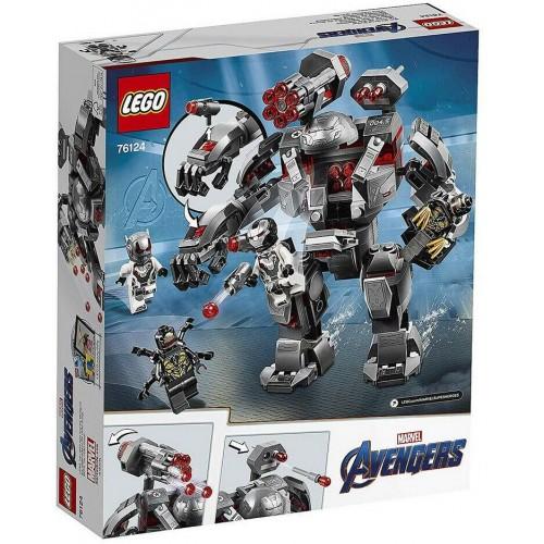 LEGO Super Heroes Marvel Avengers War Machine Buster Set 76124