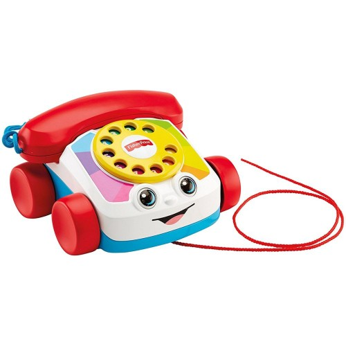 Fischer-Price Core Chatter Telephone FGW66 Musical Toy