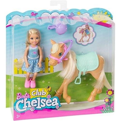 Barbie Chelsea Club - DYL42