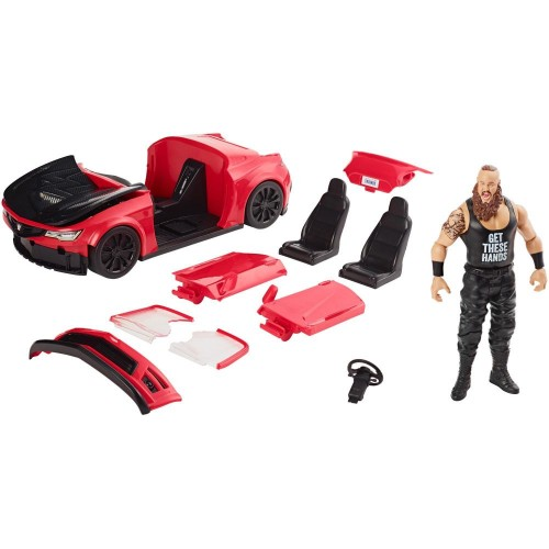 WWE Wrekkin Slam Mobile and Figure (GDC21)