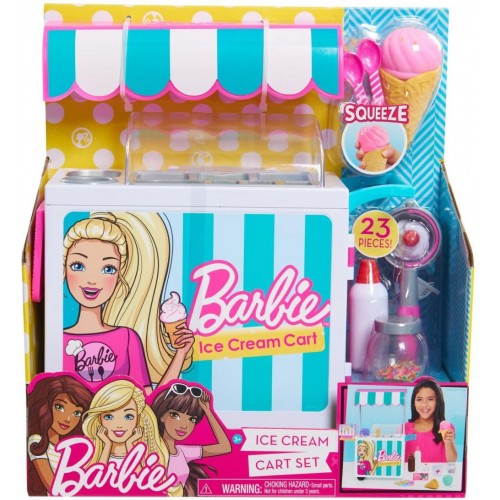 Barbie Ice Cream Cart Set (62795)