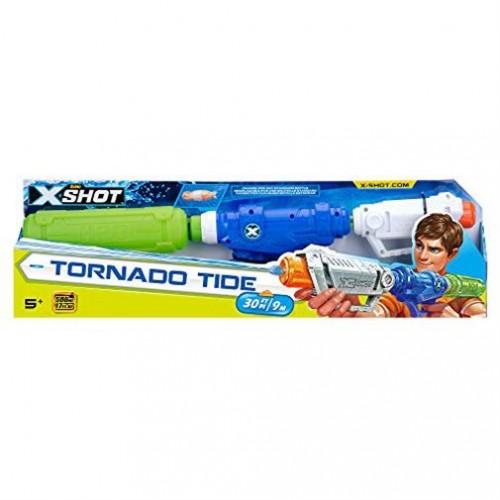 Zuru X-Shot Tornado Tide Water Gun - 5 Years and Above