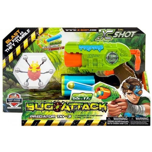 Zuru X-Shot Predator Bug Attack Gun