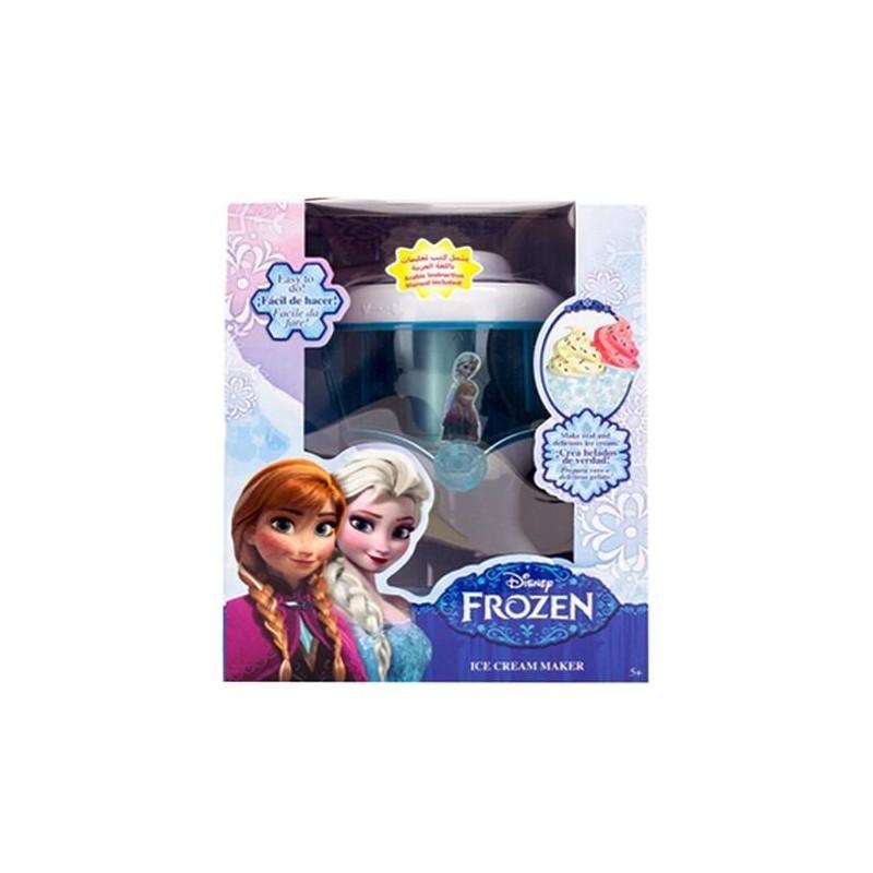 Disney FRBB Frozen Ice Cream Maker, Blue/White