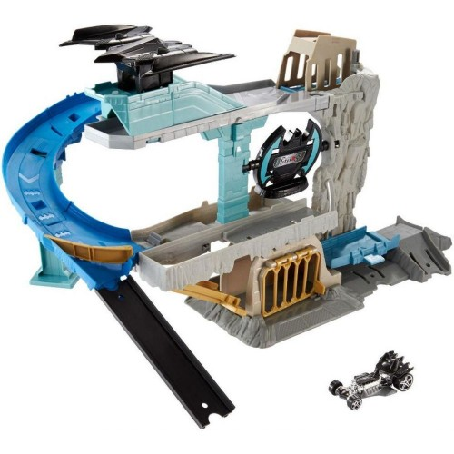 Hot Wheels Batcave Playset