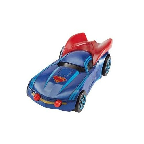 Hot Weels Superman Car,Blue,DPC89