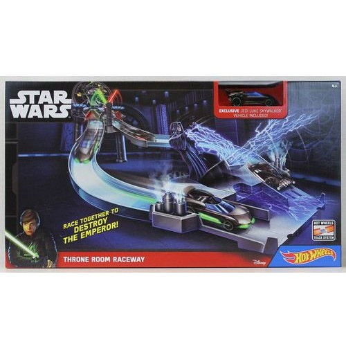 Hotwheels Racing Track Star Wars CHB13 Car Racetracks