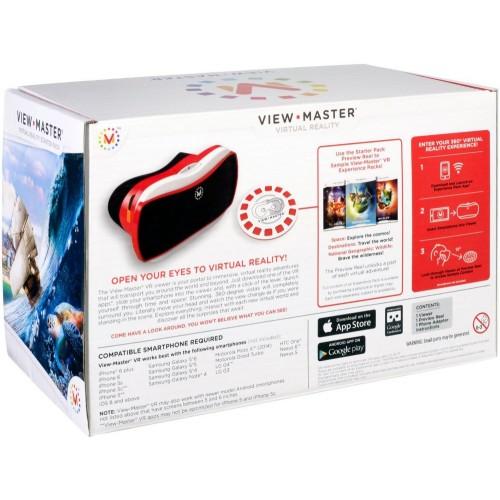 Mattel View-Master Virtual Reality Starter Pack