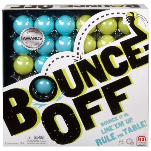Bounce-off Board Game Family Fun Competition Games For Party