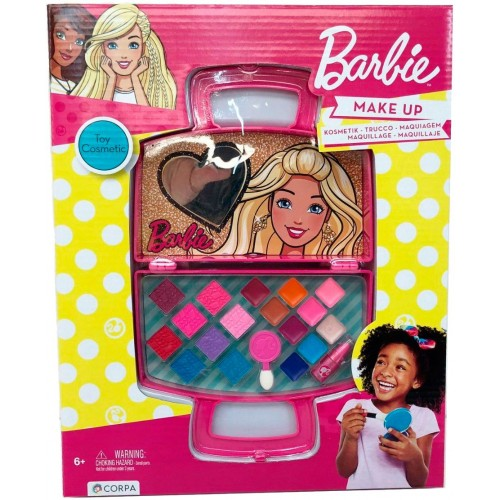 Barbie Plastic Bag with Cosmetics in Box