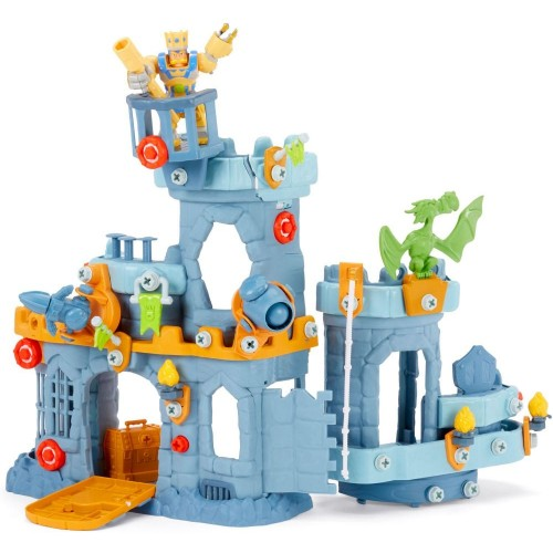 Little Tikes Kingdom Builders Hex Castle (LIT-647116)