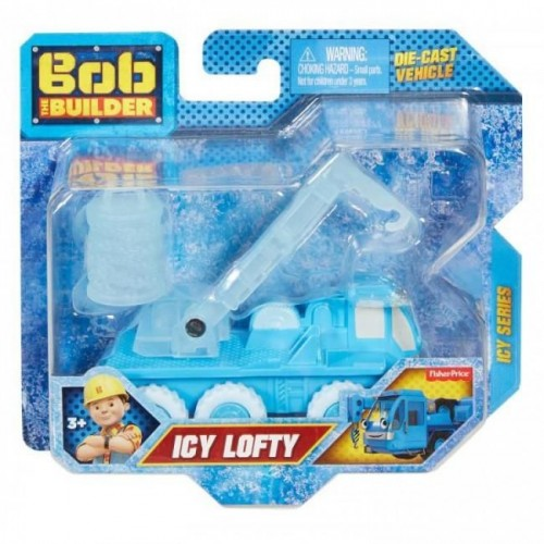 Bob The Builder Fuelup Friends Icy Lofty