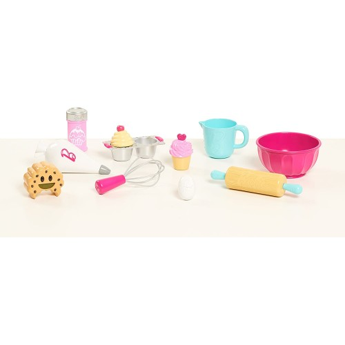 Barbie Pastry Chef Set