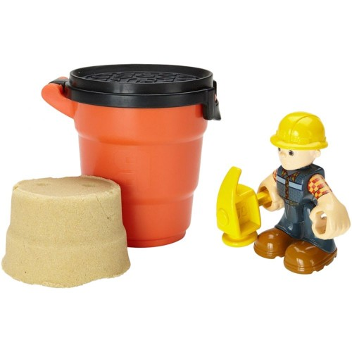 Fischer-Price Bob The Builder Mash and Mold Wood Worker DYT91Building SetsandBlocks Toy