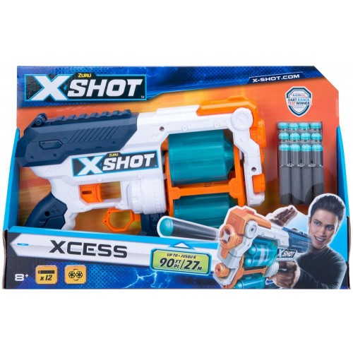 X Shot Excel XCESS