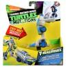 Teenage Mutant Ninja Turtles One Touch Leo T Machines GreyBlue