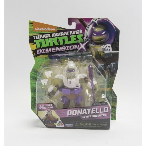 Ninja Turtles , Donatello Space Scientist , Dimension X , for Boys , 4+ , 90612