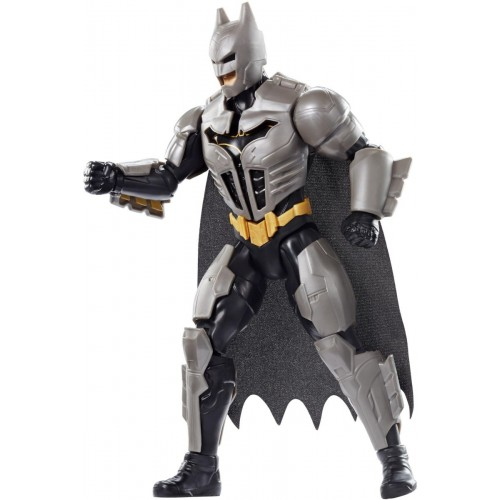 Batman Missions Total Armor Figure FYY22